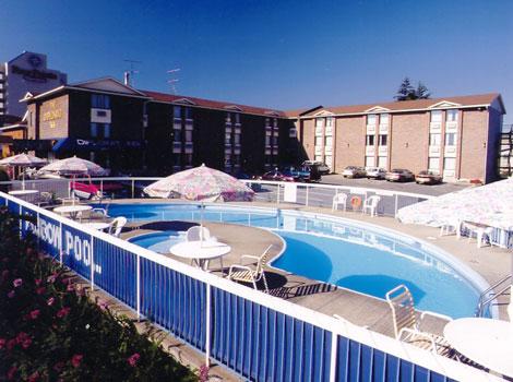 Niagara Falls Motel Rooms At Thediplomat Inn